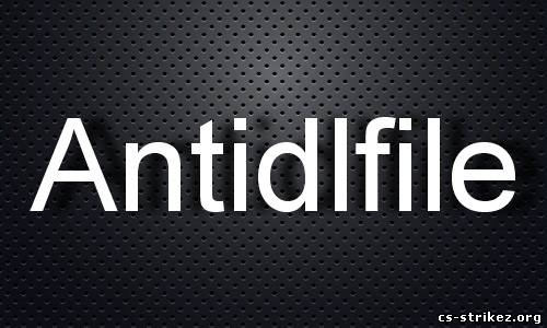 Antidlfile