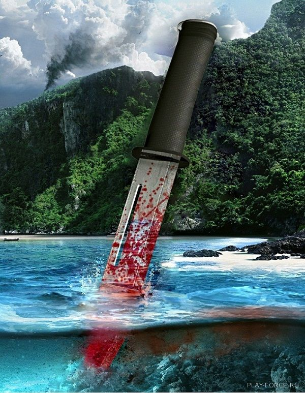 FarCry3 Style Knife