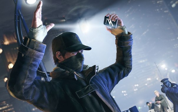 Фейковый Watch Dogs