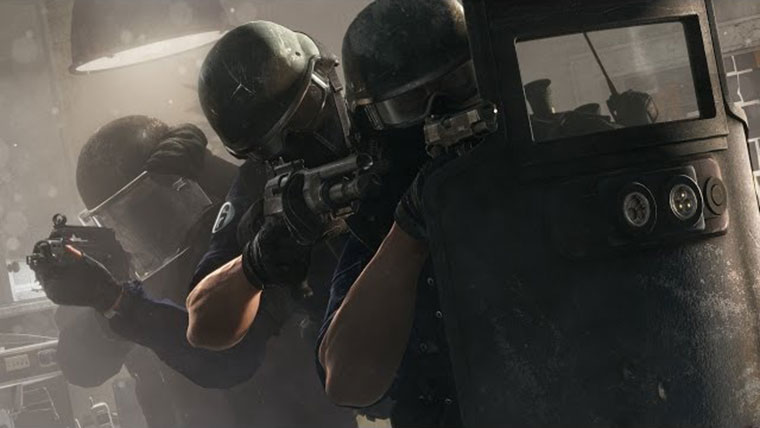 Новый трейлер Tom Clancy's Rainbow Six: Siege